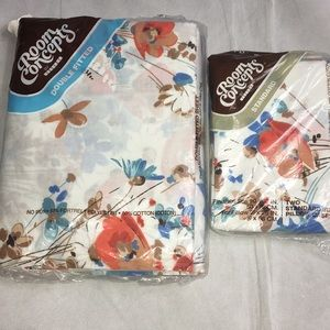 Vintage sheets and pillow cases